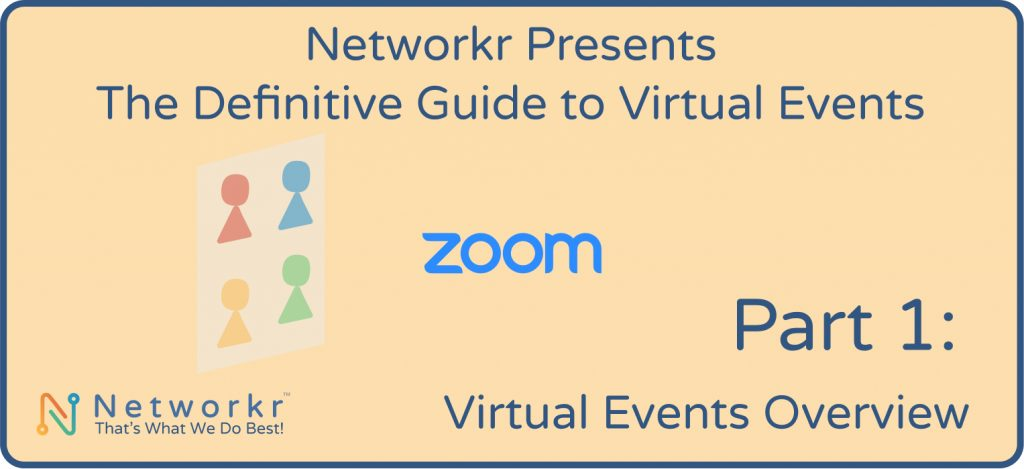 Zoom Networking Events